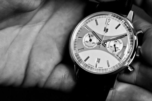 Lip réédite son chronographe rallye