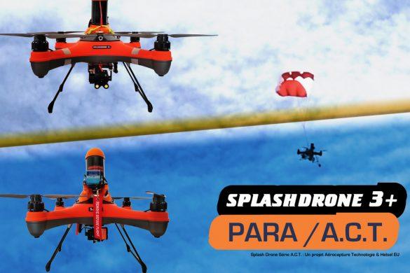 Splash Drone 3+ PARA A.C.T