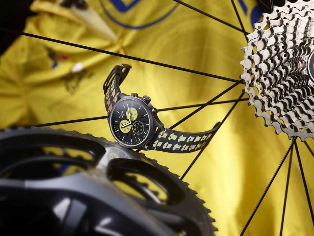 Tissot Chrono XL Edition Spéciale Tour de France 2019
