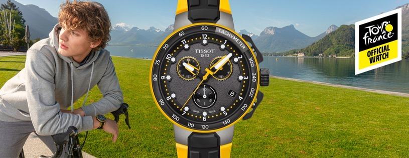 Tissot T-Race Cycling Edition Spéciale Tour de France 2019