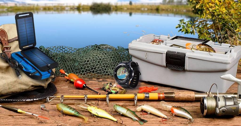 CASIO Pro Trek Fishbrain & Hole19