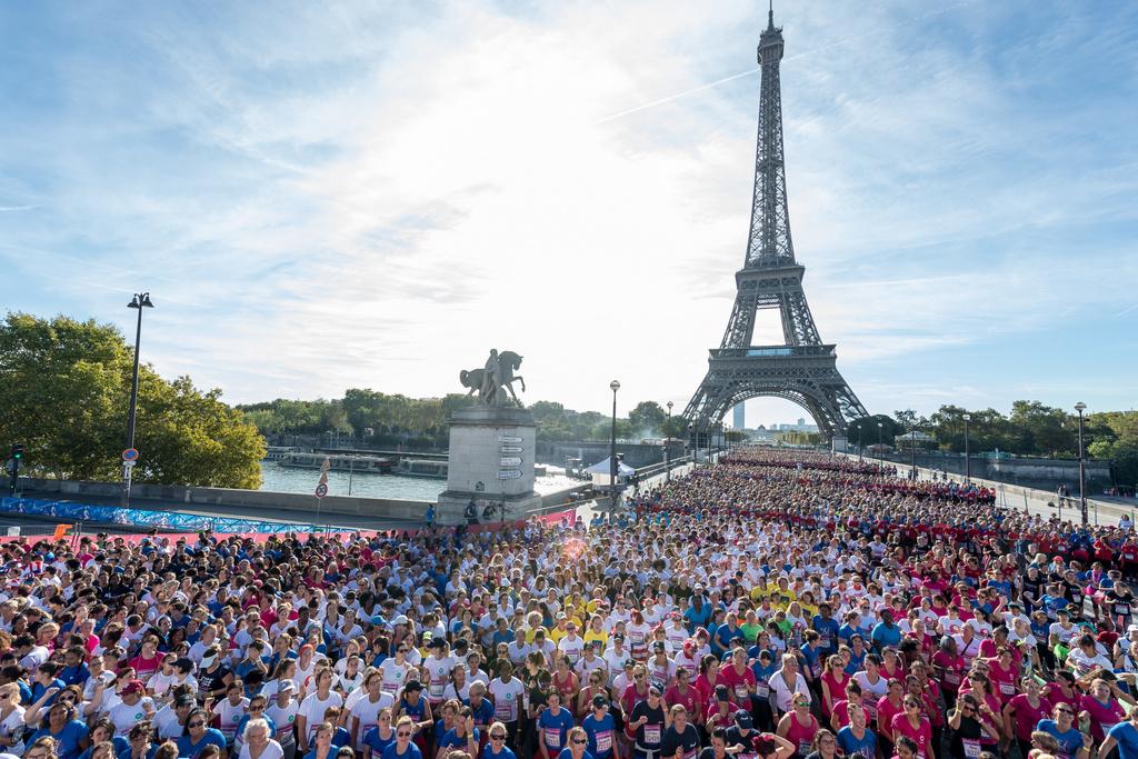 La Parisienne, la course des femmes !