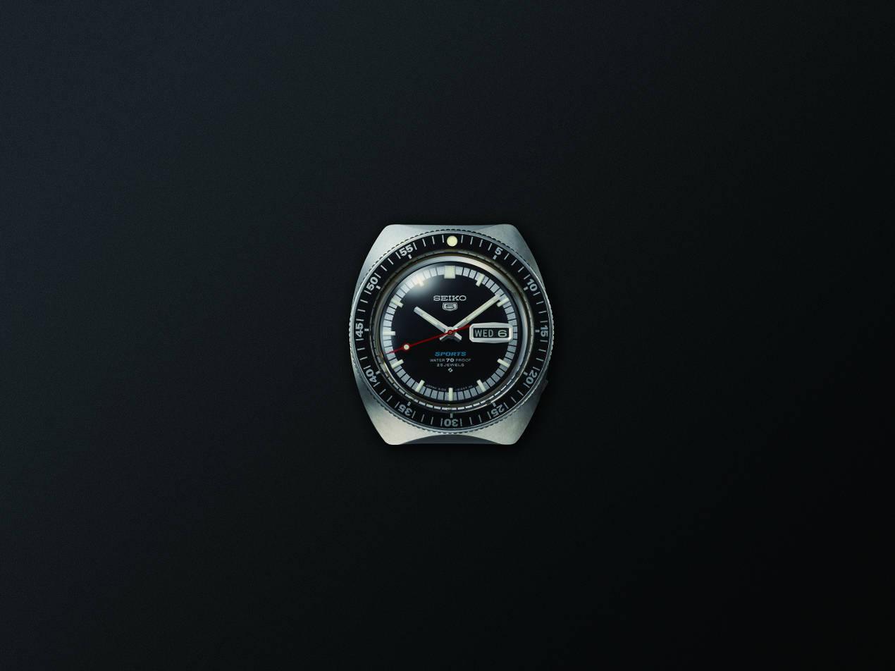 Seiko 5 Sports – Renaissance d'une icône !