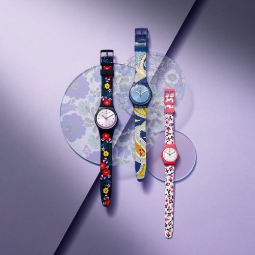 Collection I LOVE YOUR FOLK de Swatch