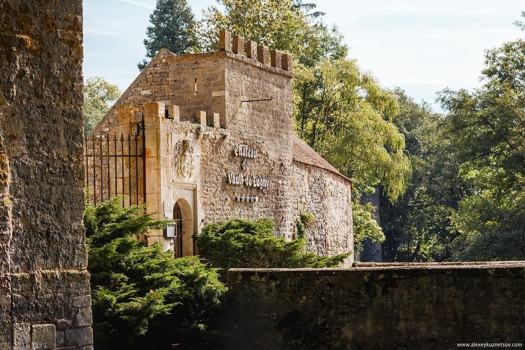 Rentrée gourmande au château de Vault-de-Lugny