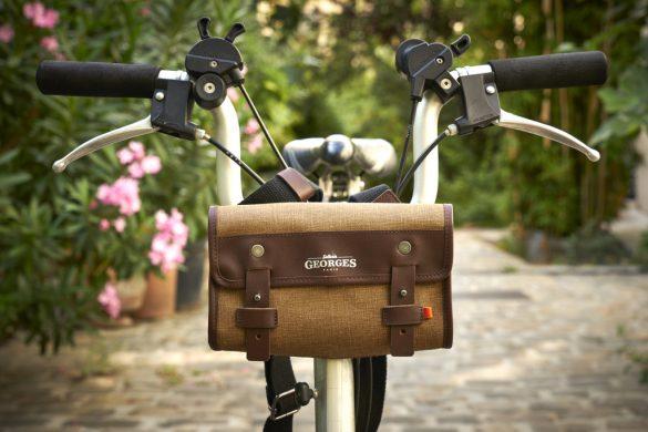 Des sacs étanches made in France par La Sellerie Georges