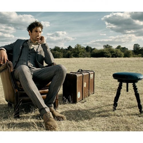 R&K, marque parisienne de chaussures masculines sur mesure