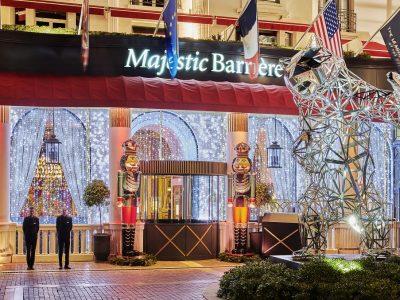 Barrière présente le Nouvel An du Majestic