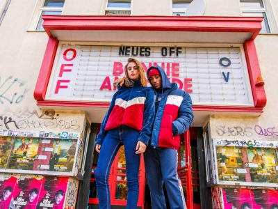 Fila collection capsule Newstalgia