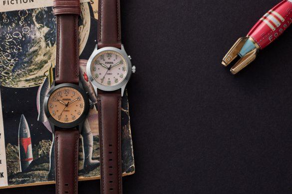 Fossil relance sa montre iconique StarMaster.