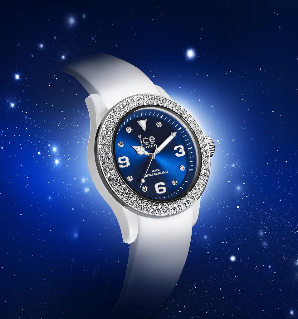 ICE star et ICE crystal, doubles étincelles de glamour et de seasonal chic !