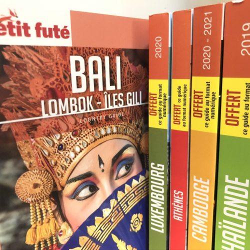 Partez à Bali avec le Petit Futé.