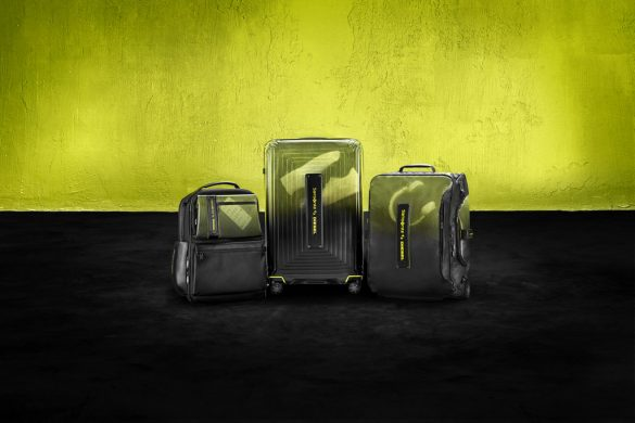 Samsonite et Diesel développent une collaboration exclusive