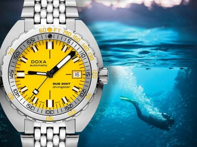 DOXA Watches continue son expansion dynamique