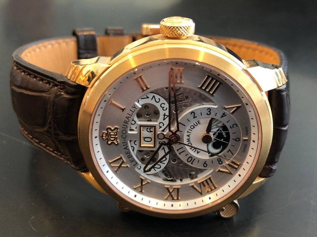 la Haute Horlogerie selon Lebeau-Courally, à découvrir prochainement sur Passion Horlogère