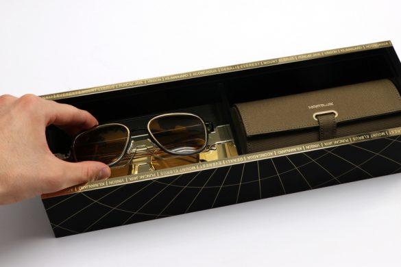 Montblanc Eyewear 1858 en édition limitée chez Legacy