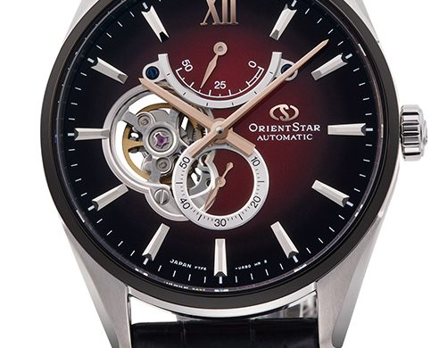 Orient Star Semi Skeleton & Small Seconds