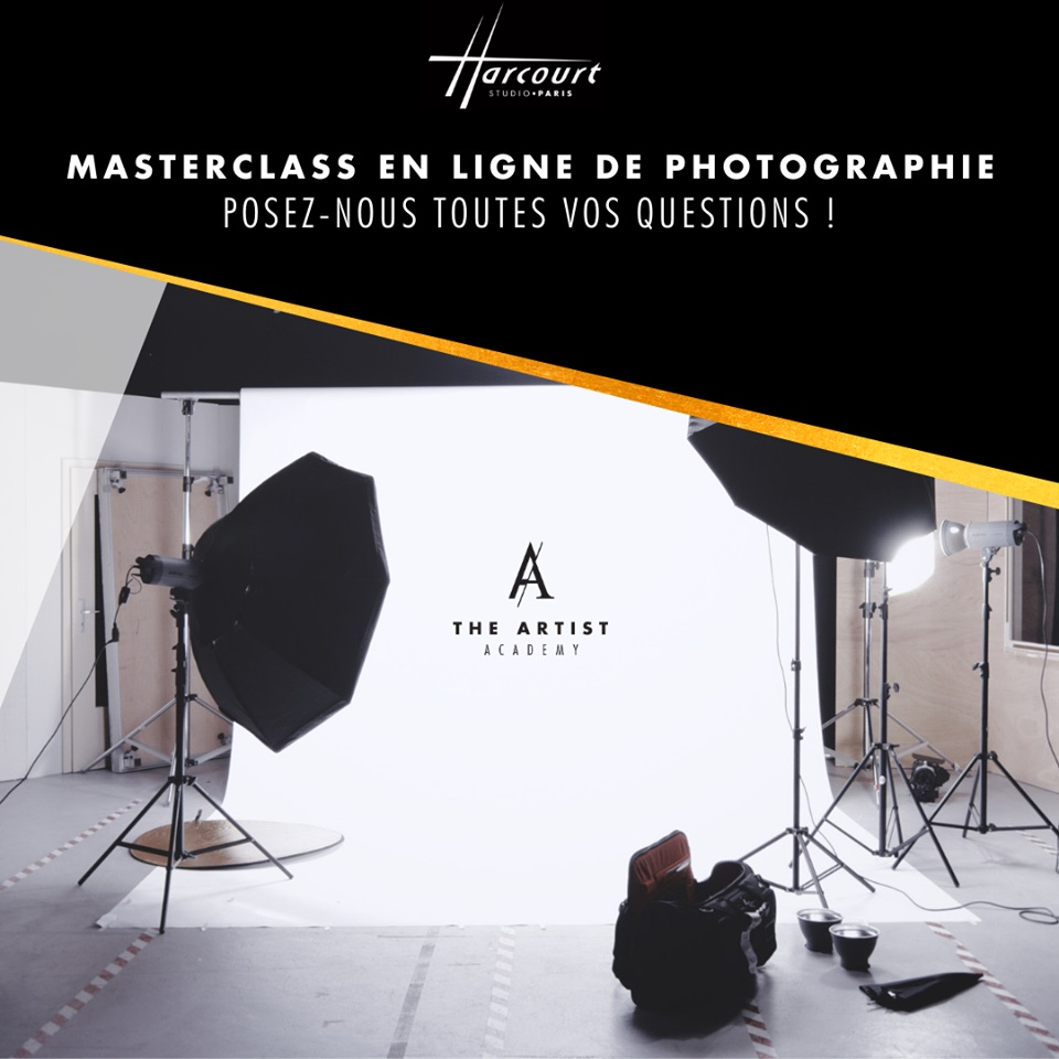 The Artist Academy propose une masterclasse photographie