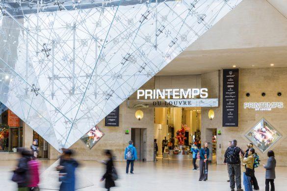 CITIZEN fait son entrée au Printemps du Louvre