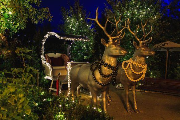 Un Noël de rêve à La Vallée Village