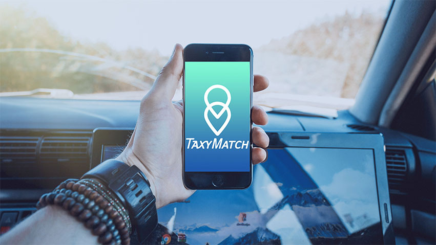 TaxyMatch, l'application de partage de taxis