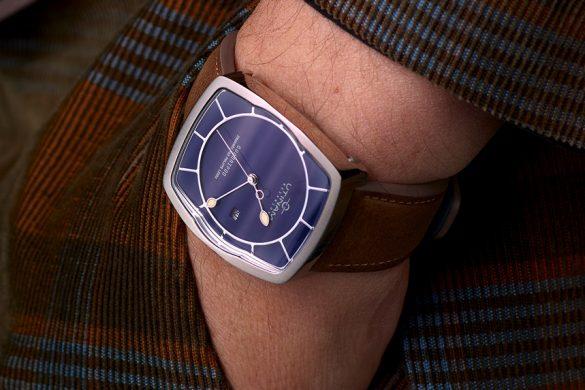 La montre lunaire QUADRIPOD d'UTINAM