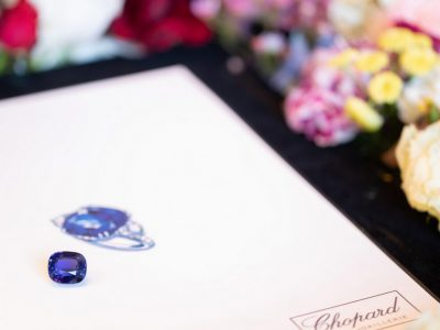 Chopard Exceptional Gemstones