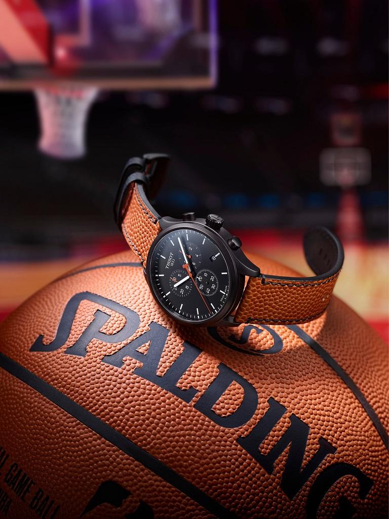 Tissot, Chronométreur Officiel du NBA Paris Game 2020