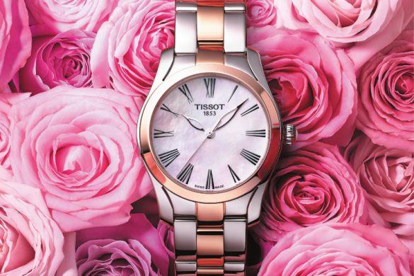 Tissot T-Wave pour la Saint-Valentin