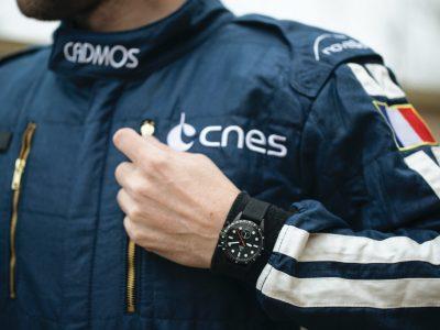 Yema Spacegraf ZERO-G, la nouvelle montre spatiale française