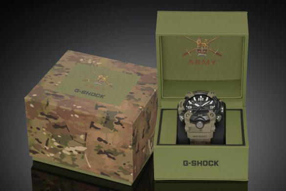 G-SHOCK x British Army