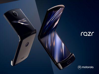 Le mythique Motorola razr est de retour en France