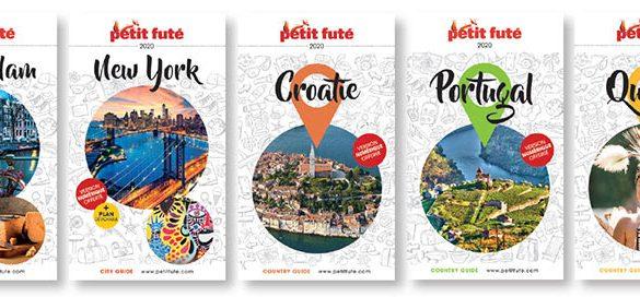 Country-guides du Petit Futé, nouvelle formule