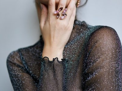Tania Zerdok, des bijoux entre Orient et Occident
