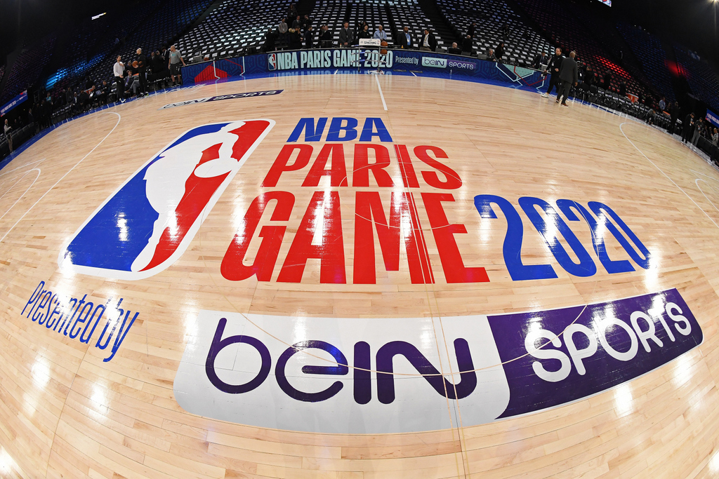NBA à Paris avec Tissot