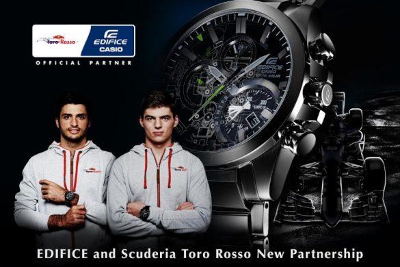 Casio Edifice – Formule 1 Scuderia Toro Rosso