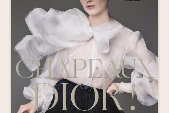 Chapeaux Dior !