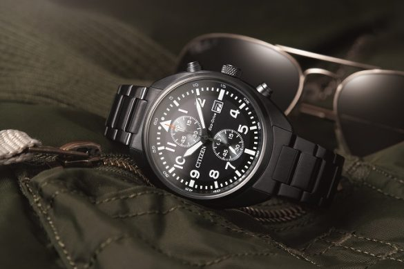 Citizen Eco-Drive Pilot Chronograph
