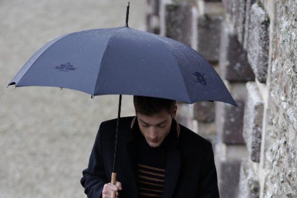 Le Parapluie de Cherbourg s'associe à Saint James