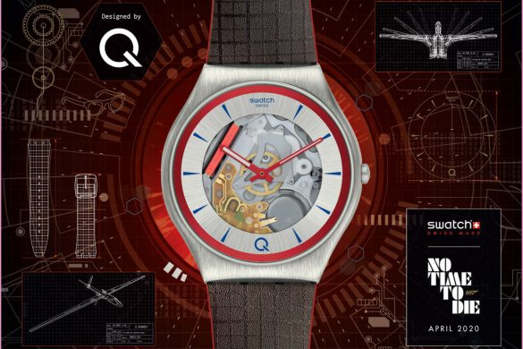 Swatch X 007 : Édition limitée NO TIME TO DIE