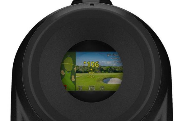 Garmin Approach Z82, le télémètre GPS laser haute précision