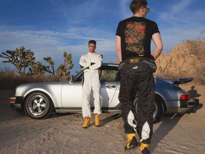 Puma x Porsche – Une collaboration sportive