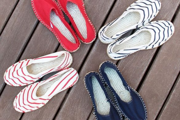 JULES & JENN, les espadrilles Made in Pays Basque