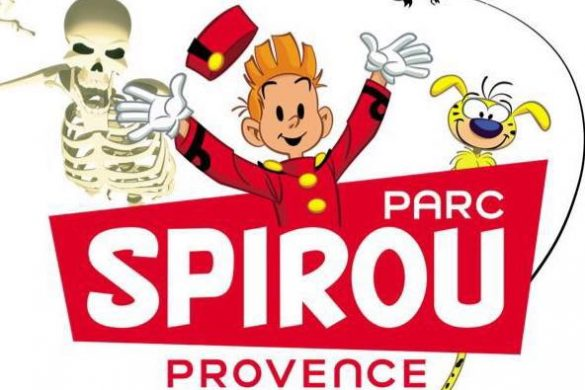 Le PARC SPIROU en Provence ré-ouvre ses portes