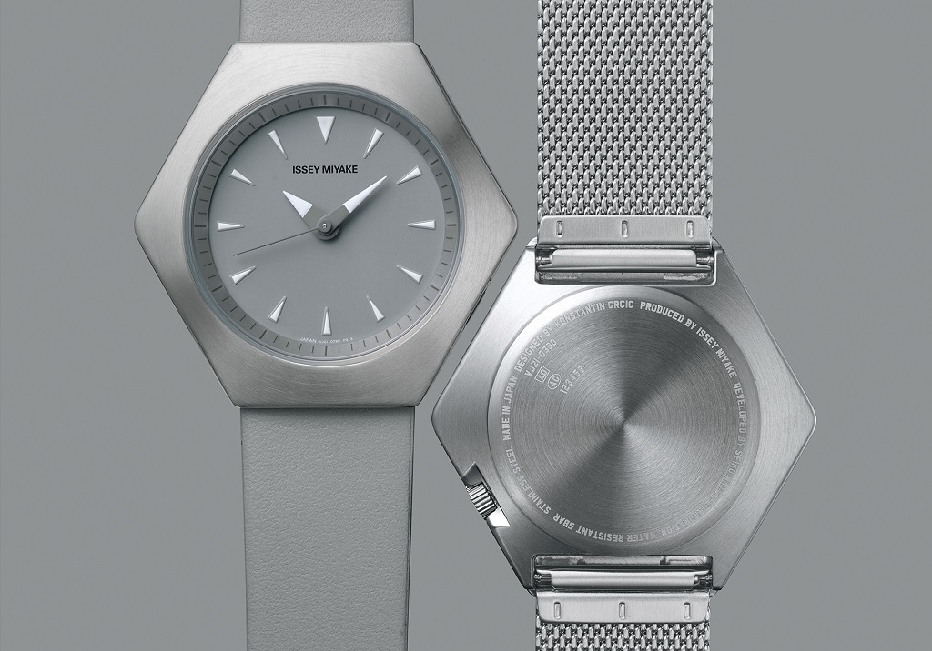 ROKU, la nouvelle montre ISSEY MIYAKE WATCH