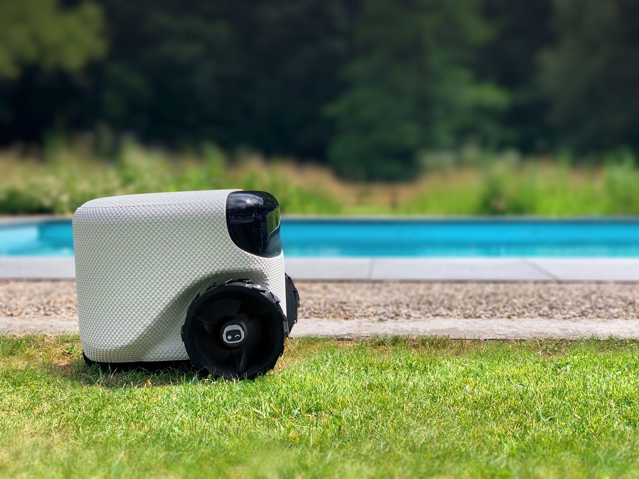 Le robot gazon Toadi sur Kickstarter