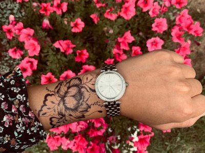 Les tatouages éphémères Sioou pour l'été
