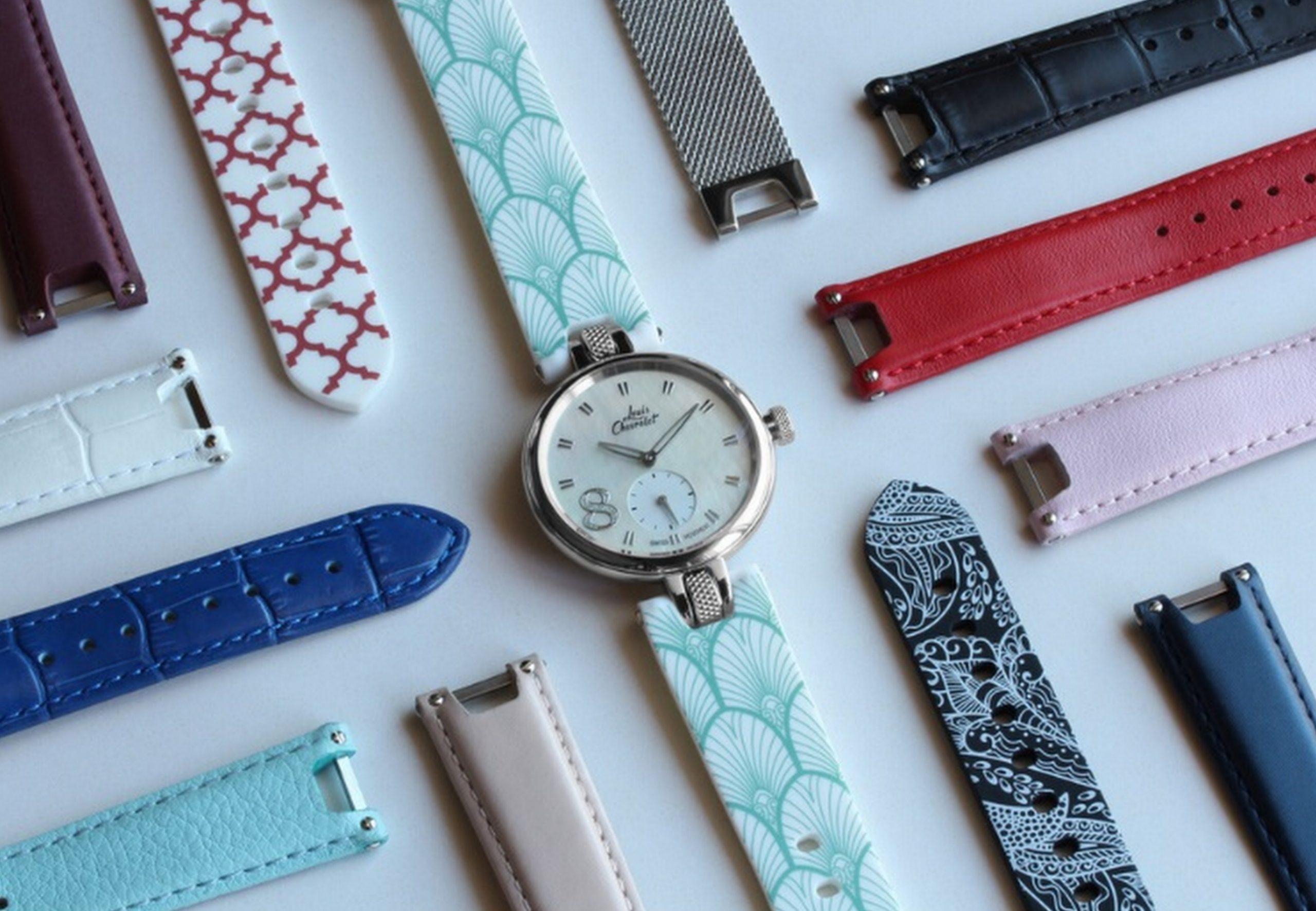 Louis Chevrolet Swiss Watches révolutionne la façon de porter une montre