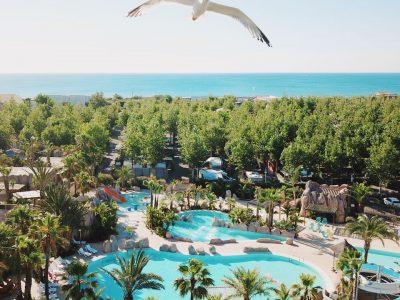 Évadez-vous en famille aux campings-villages & Spa* des Méditerranées