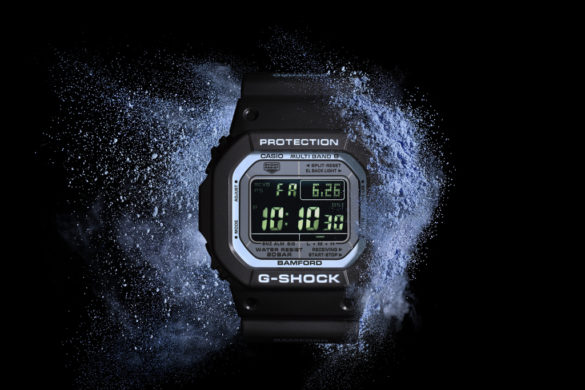G-SHOCK collabore avec Bamford London